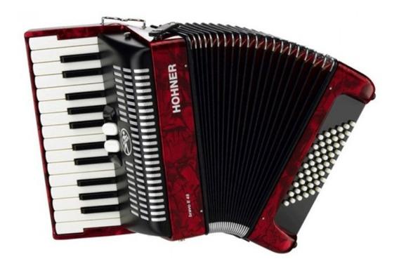 Hohner Bravo 2 48 Acordeon A Piano 48 Bajos 26 T 2 R