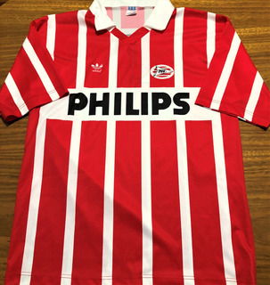 Camisa Psv Eindhoven 1990/91 Romário Autografada Raríssima
