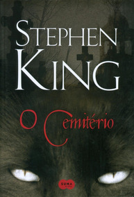 Livro - O Cemitério - Stephen King