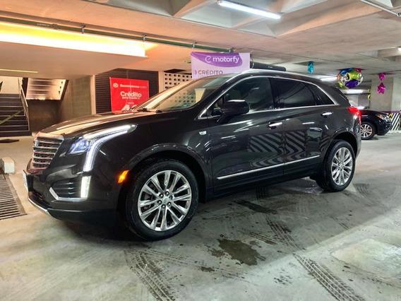 Cadillac Xt5 5p Platinum At