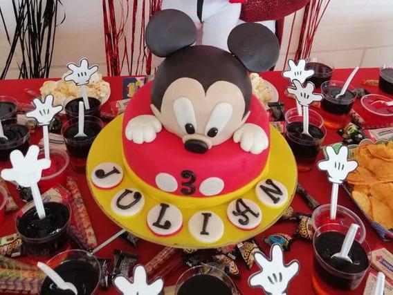 Pasteles, Cupcakes Y Bocaditos De Sal Y Dulce