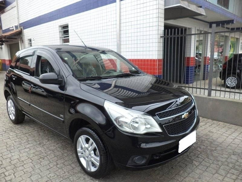 Chevrolet Agile Ltz 1.4 Flex 4p Manual