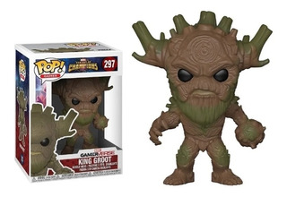 Funko Pop King Groot #297 Contest Of Champions