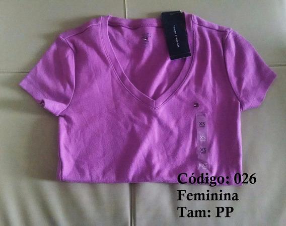 Camisa Tommy Hilfiger Original Importada Eua