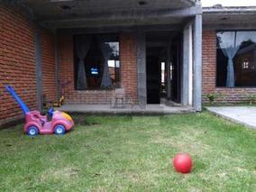 Casa En Venta, Santa Cecilia Tepetlapa, Amplio Terreno
