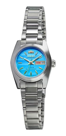 Relógio Orient Automático Feminino Prata 559wc8x D1sx
