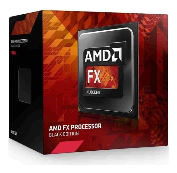 Processador Amd Fx 6300 Black, 3.5ghz (3.8ghz Turbo), Am3+