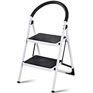 Giantex 2 Step Ladder Folding Step Stool Platform Home Kitch