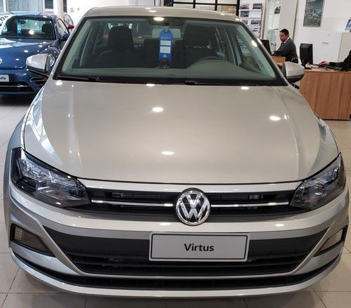 Volkswagen Virtus 1.6 Msi Trendline 0 Km 2021