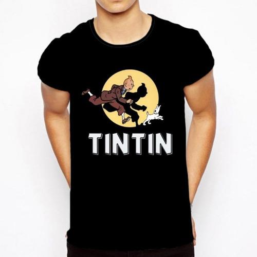 Camiseta Personalizada Tintin Ref: Cp000209