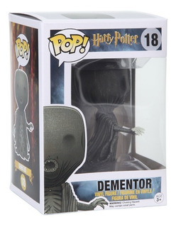 Funko Pop Harry Potter 18 Dementor Nuevo Original Magic4ever