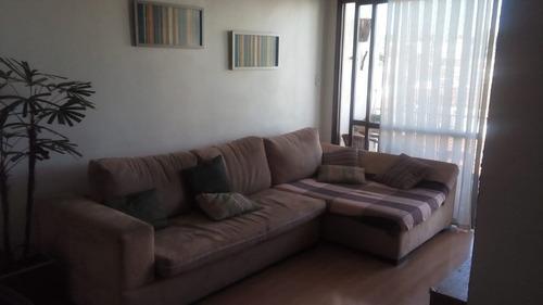 Imagem 1 de 16 de Apartamento À Venda No Bairro Campo Belo - São Paulo/sp - O-18842-31411