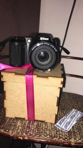 Câmera Semi Profissional Nikon Coolpix L340