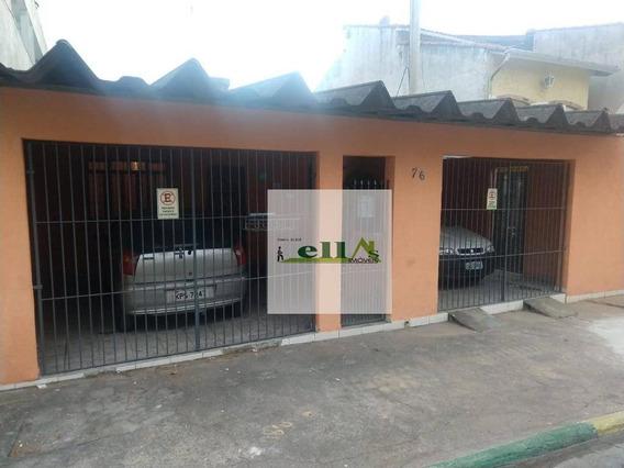 Casa À Venda, 102 M² Por R$ 400.000,00 - Cidade Ariston Estela Azevedo - Carapicuíba/sp - Ca0220