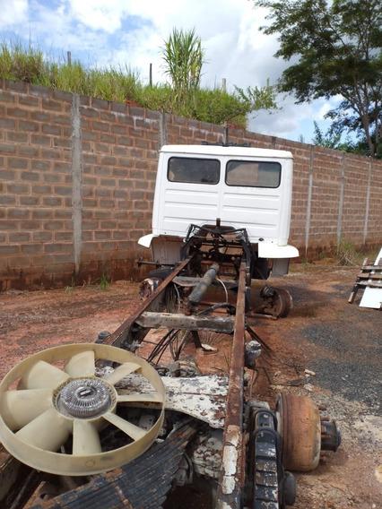 Caminhão Mb 2324b Peças Para Reposição