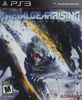 Metal Gear Rising: Revengeance - Ps3