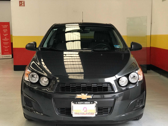 Chevrolet Sonic Ls 2015 (mexcar)