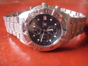 Relógio Fóssil Blue Cronógrafo