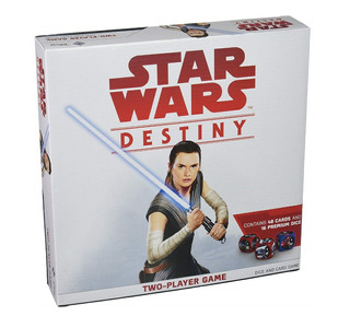 Star Wars Destiny Two-player Dice & Card Game (inglês)