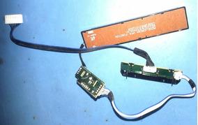 Placa Comandos Sensor Tv Samsung 2033