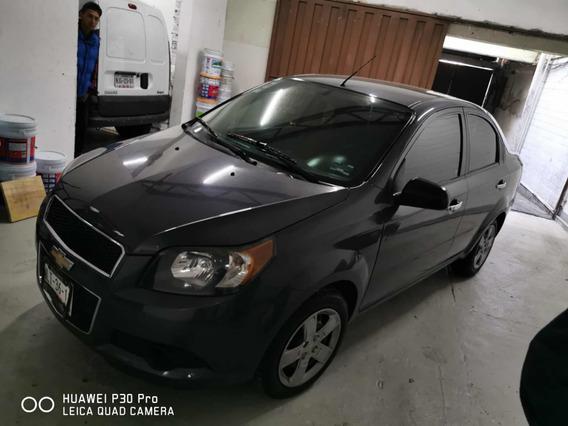 Chevrolet Aveo 1.6 Ls 5vel Aa Mt 2013