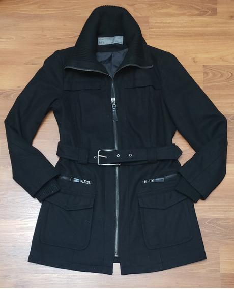 Chaqueta Tipo Sobretodo Marca Zara Para Dama - Cod-40-00125