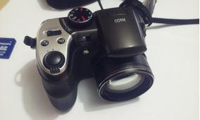 Câmera Digital Ge X400 + Bolsa + Cartão 8gb