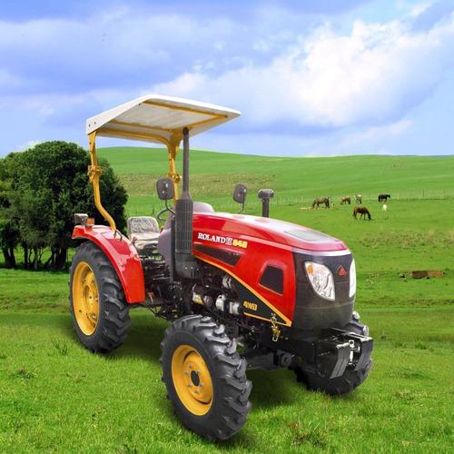Nuevo Tractor Roland H040 4x4 De 40hp