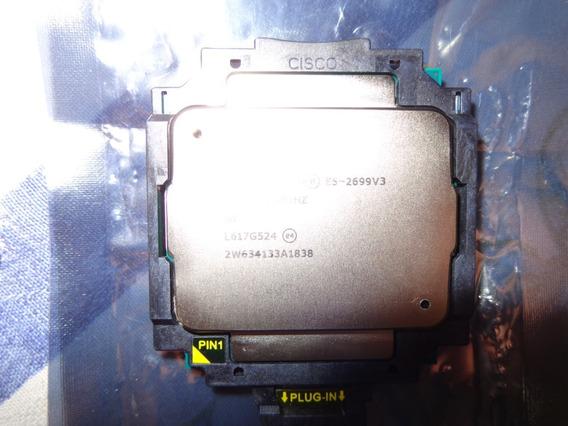 Intel Xeon E5-2699v3