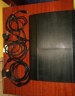 Ps3 250gb Usada 11 Juegos 4joysticks(a Reparar) Envío Gratis