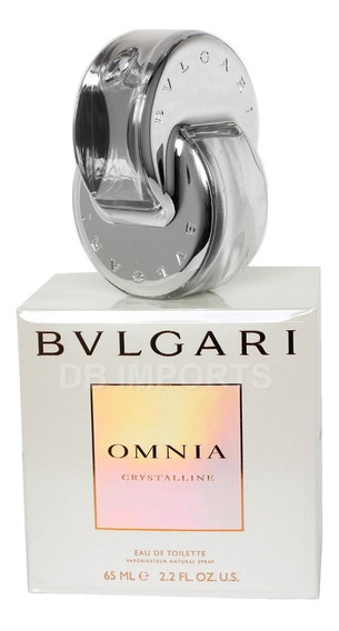 Perfume Bulgari Omnia Crystalline 65ml Edt Original