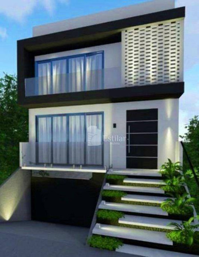 Imagem 1 de 15 de Terreno Em Condomínio 90m² No Pinheirinho, Curitiba - Te0205