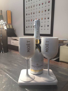 Moet Chandon Ice Imperial Rose +2 Copas - Nordelta P Madero