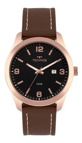 Relógio Technos Masculino Ref: 2115mpj/2p Casual Rosé