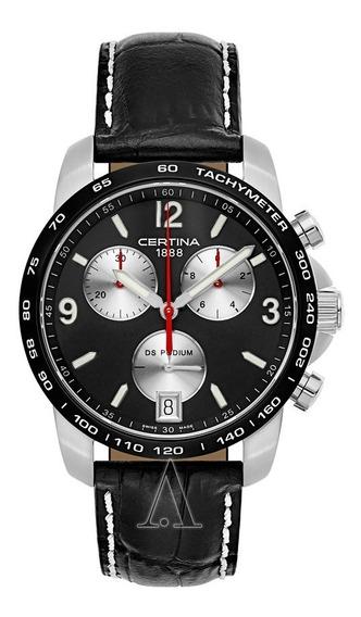 Relógio Suíço Certina Ds Podium (eta Caliber G10.211)
