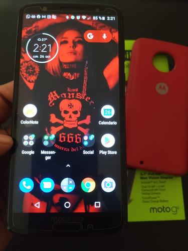 Vendo O Cambio Motorola G6 Como Nuevo Liberado
