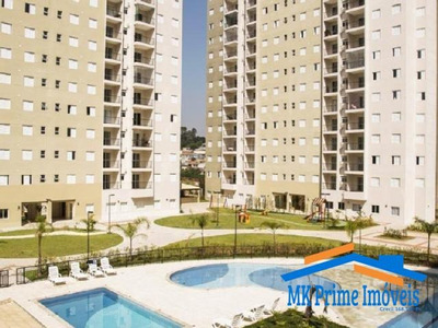 Apartamento Para Locação - Condomínio Innova Blue. - 233