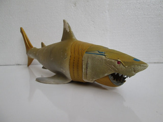 Tiburón P/ 12 Pulgadas = 1/6 = 30 Cm Gi Joe Aventurero Etc.