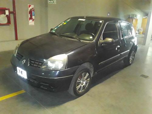 Renault Clio2 F2 1.2 Authentique Pk Il 5 Ptas 2011 (kle040)