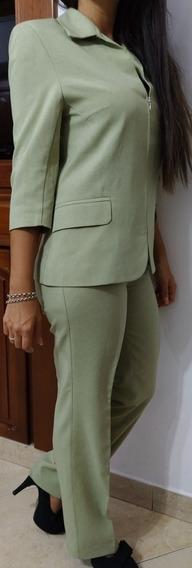 Trajecito De Lino ( Saco Y Pantalón)