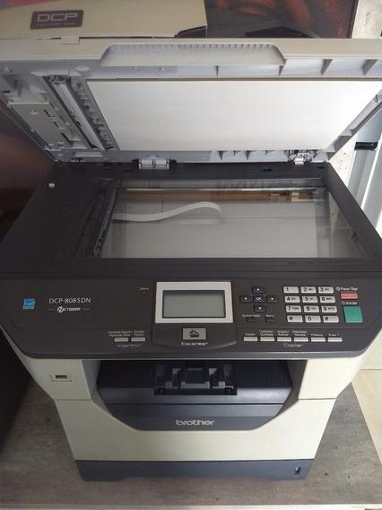 Impressora Multifuncional Brother Dcp8085dn Revisada