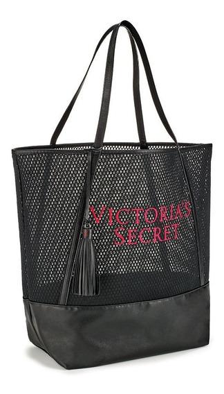 Bolsa Vs Tote Black Original Victorias Secret