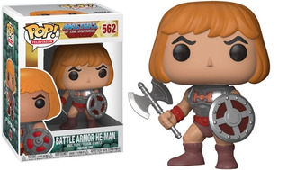 Funko Pop Battle Armor He-man Entrega Inmediata