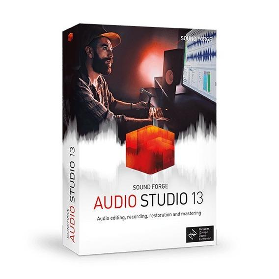 Sound Forge Audio Studio 13 - Envio Imediato