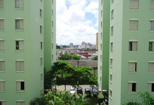Imagem 1 de 5 de Apartamento  Residencial À Venda, Vila Graciosa, São Paulo. - Ap1788