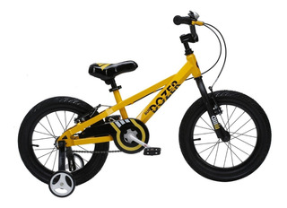 Bicicleta Royal Baby Bull Dozer Rodado 16 Um