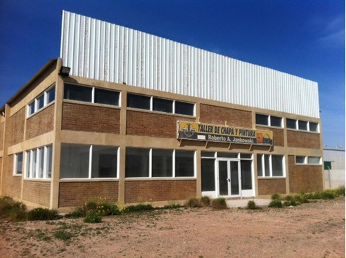 Imagen 1 de 21 de Alquilo Galpón Parque Industrial Oeste 1000 M2 - 300 M2 Ofi