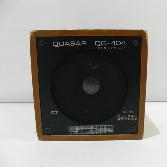 Caixa Quasar Qc 404 Transducer Laboratory Series