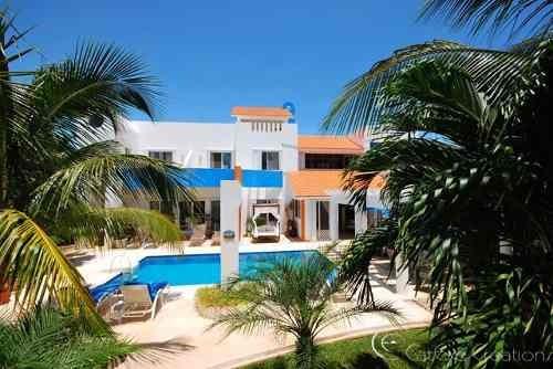Beach House For Sale In Playa Paraíso (paradise Beach), Playa Del Carmen