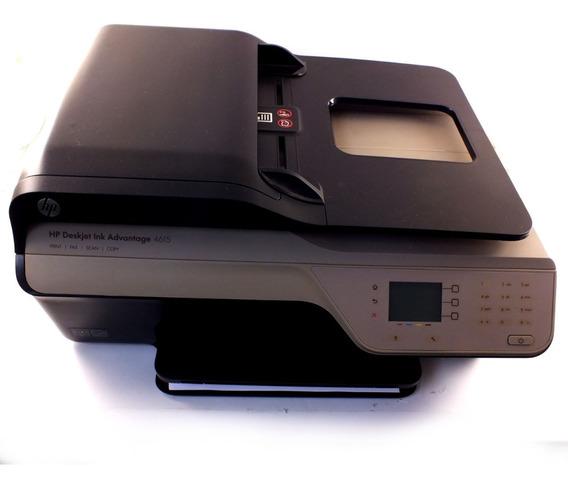 Impressora Hp Deskjet Ink Advantage 4615 All-in-on T0036